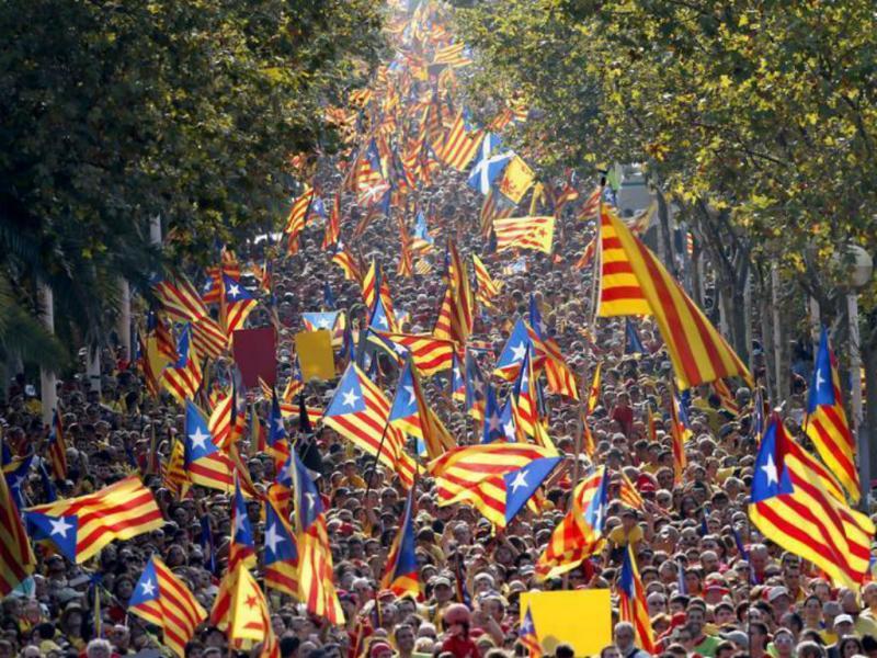 Catalunha [Foto: Reuters]