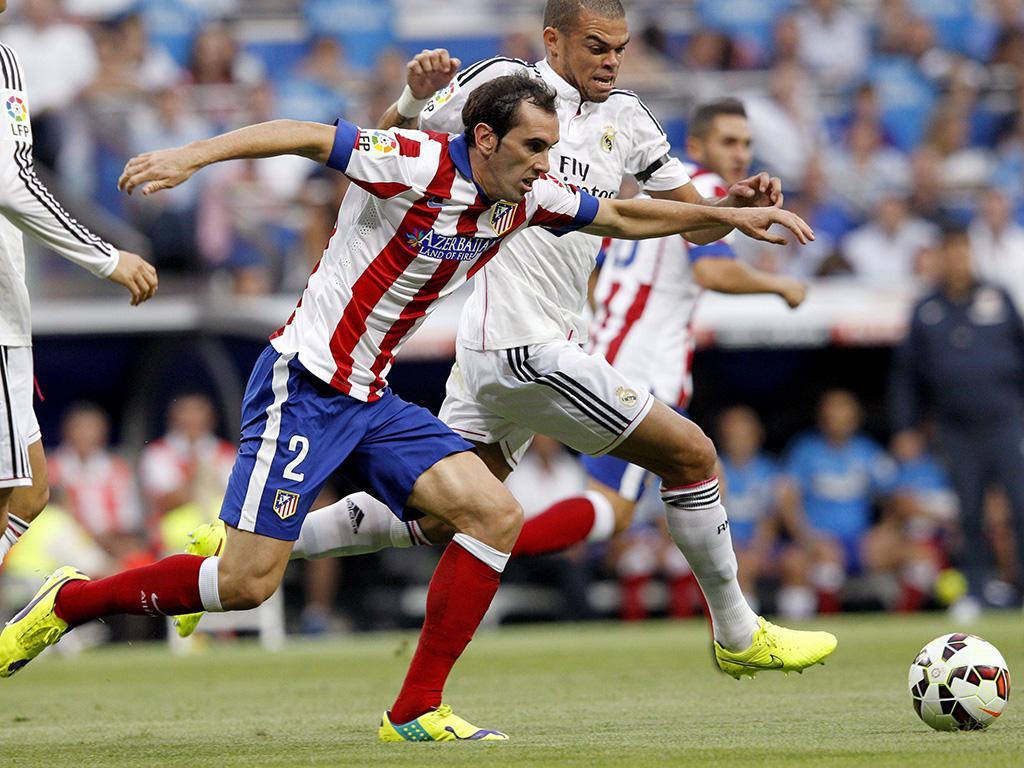 Real Madrid vs Atletico Madrid (Lusa)