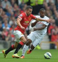 Manchester United vs Queens Park Rangers (Lusa)