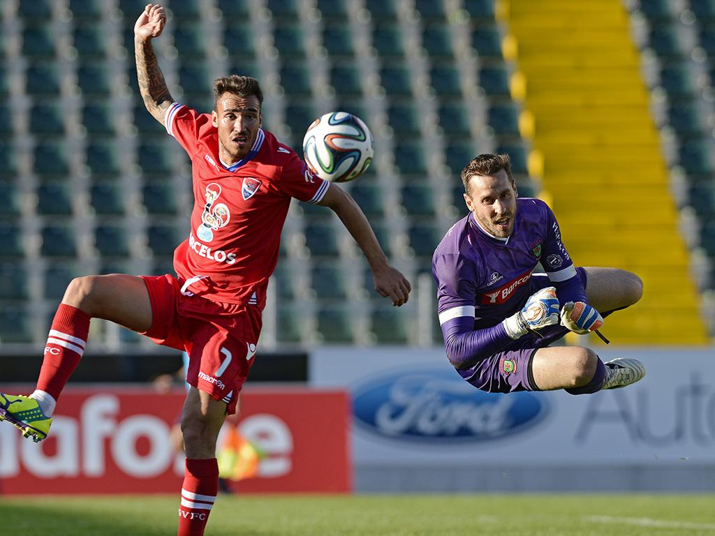 Paços de Ferreira vs Gil Vicente (Lusa)