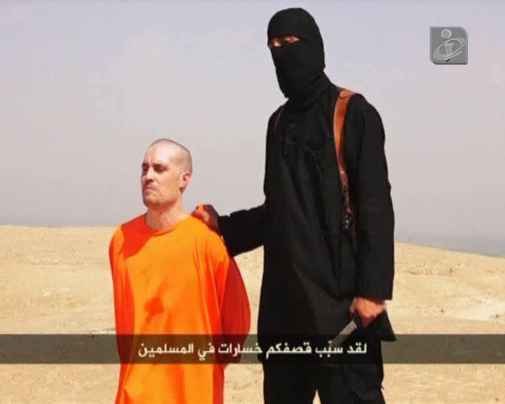 O vídeo da decapitação de David Haines