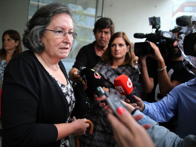 Maria de Lurdes Rodrigues condenada [Foto: Lusa]