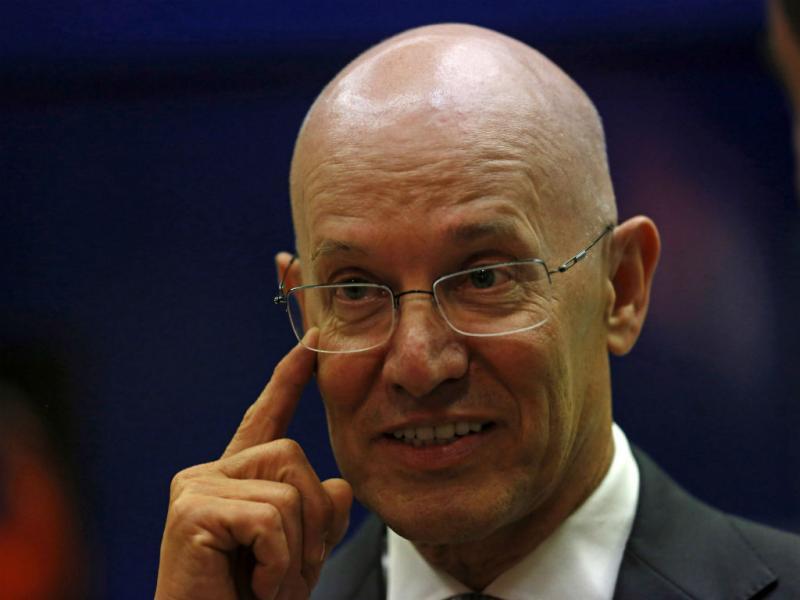 Vítor Bento (Hugo Correia/Reuters)
