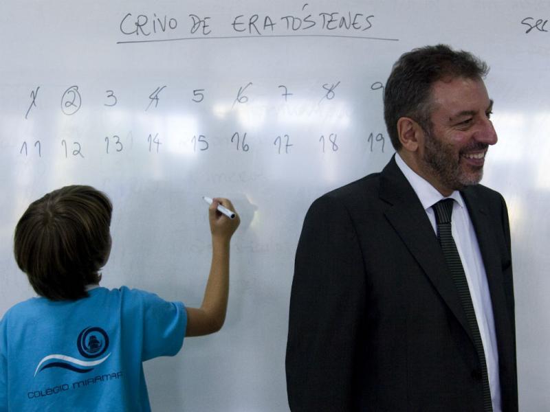 Nuno Crato [Foto: Lusa]