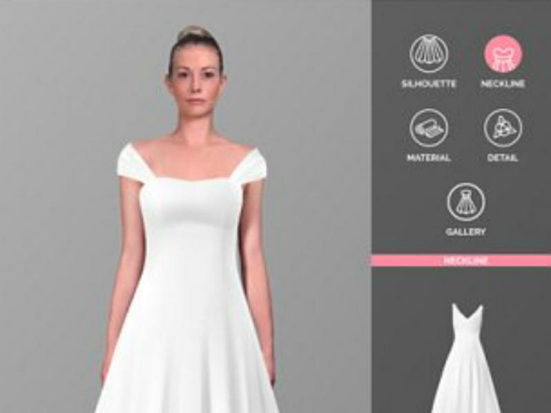 Wedding Dress Studio (Reprodução YouTube)