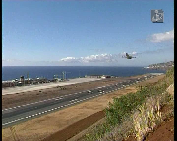 Aeroporto da Madeira tem 50 anos