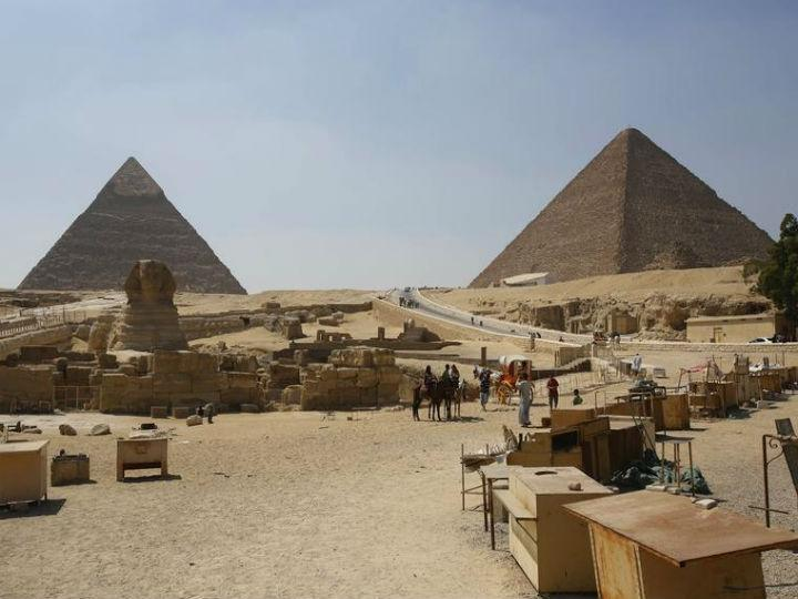 O Egito anunciou várias medidas para impulsionar o setor do turismo (Reuters)