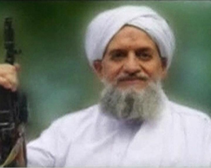 Líder da al-Qaeda, Ayman al-Zawahiri [Foto: Reuters]