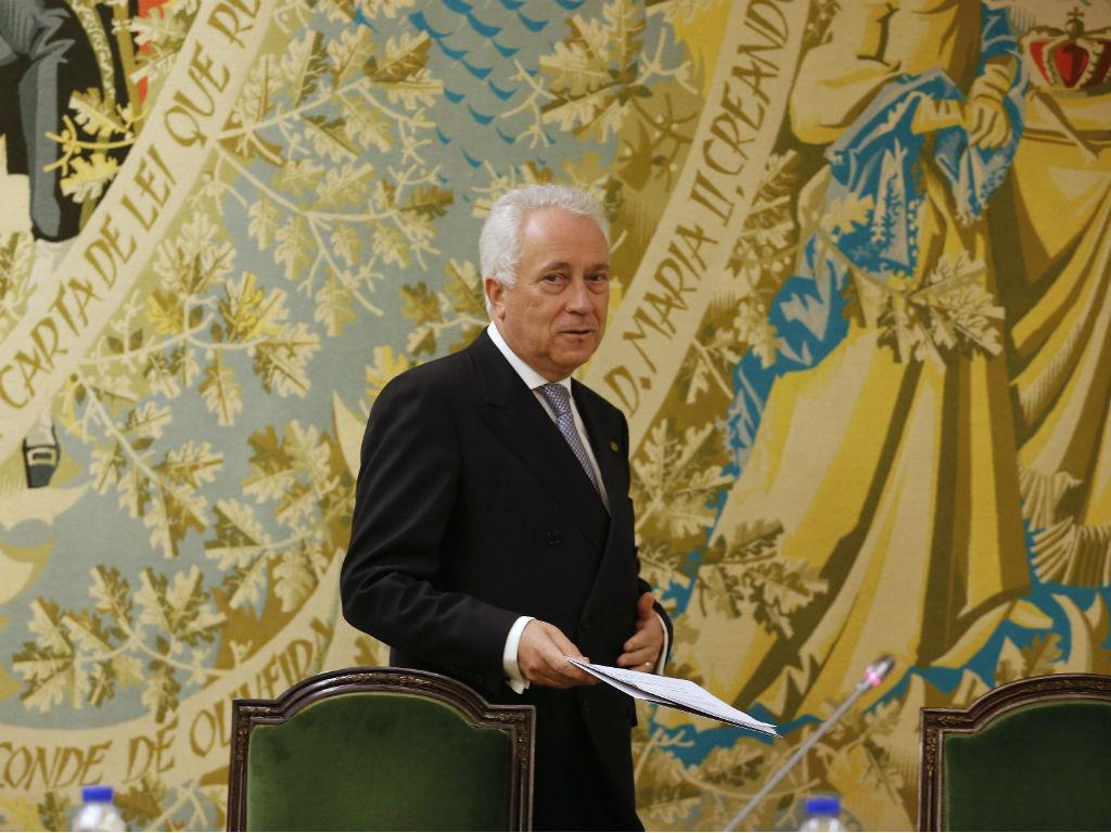 Governador do Banco de Portugal, Carlos Costa [Reuters]