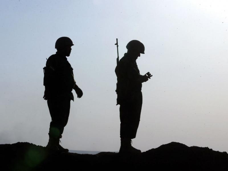 Soldados [Lusa]
