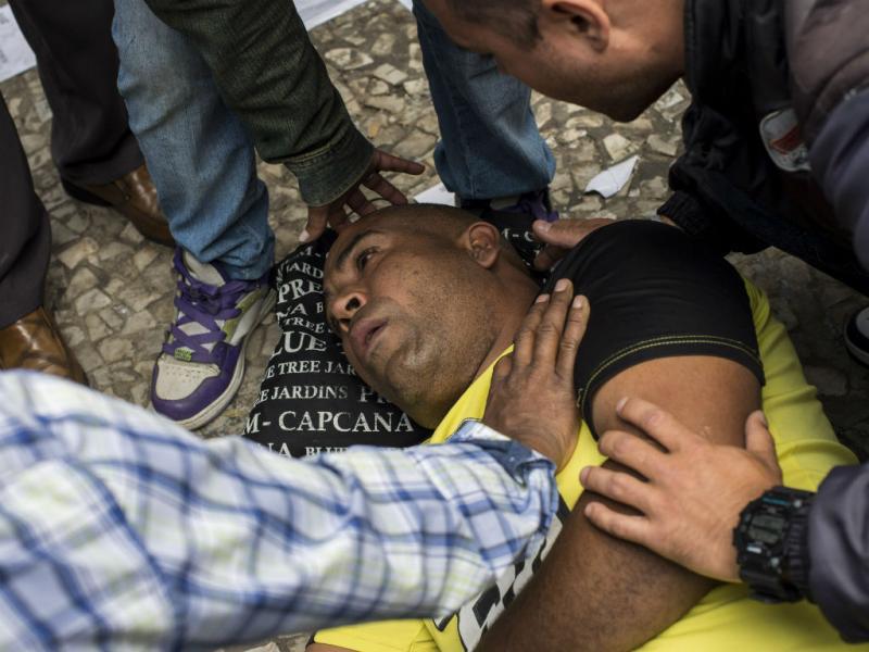 Violência regressa às ruas de São Paulo (Lusa)