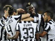 Juventus vs. Malmo FF (Reuters)