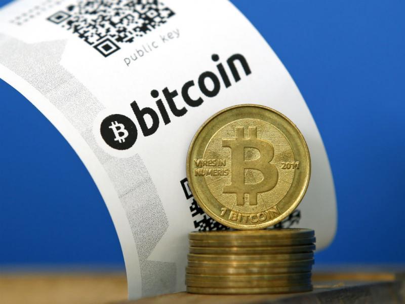 Bitcoin [Reuters]