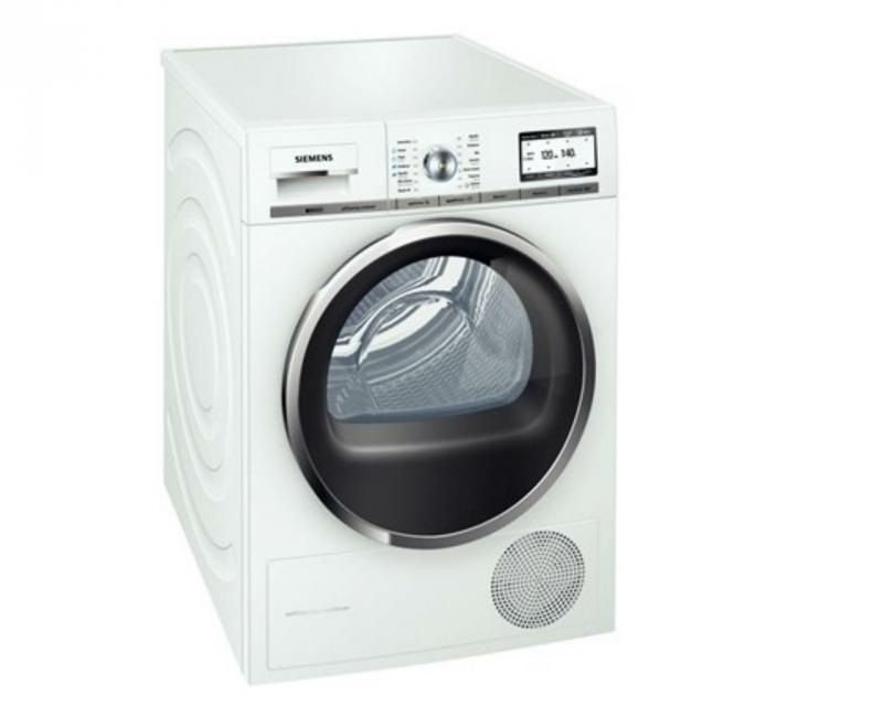 Máquinas de secar com risco de incêndio