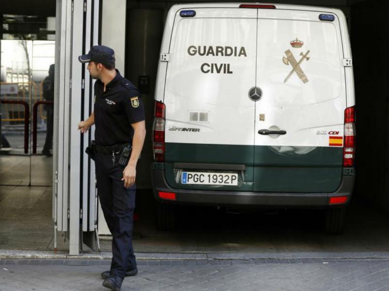 Guardia Civil [Foto: Reuters]