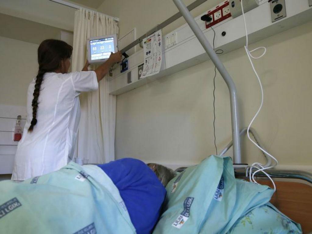 Enfermeira [Foto: Reuters]