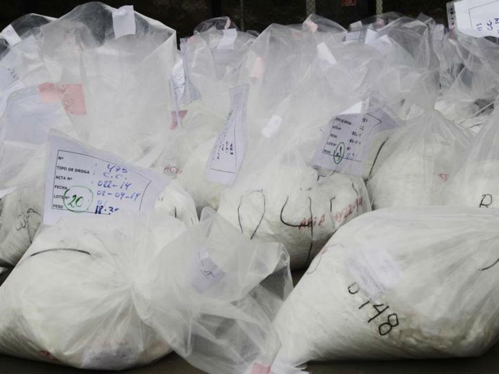 Cocaína [Foto: Reuters]