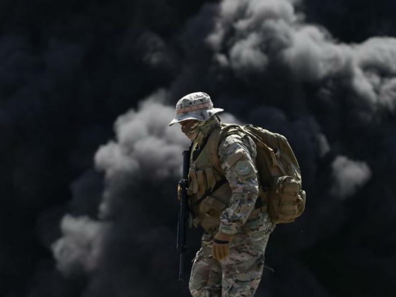 Guerra [Foto: Reuters]