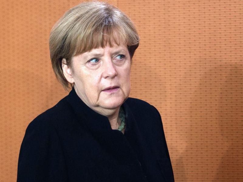 Angela Merkel [Foto: EPA]
