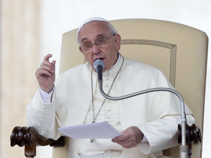 Papa Francisco [Foto: EPA]