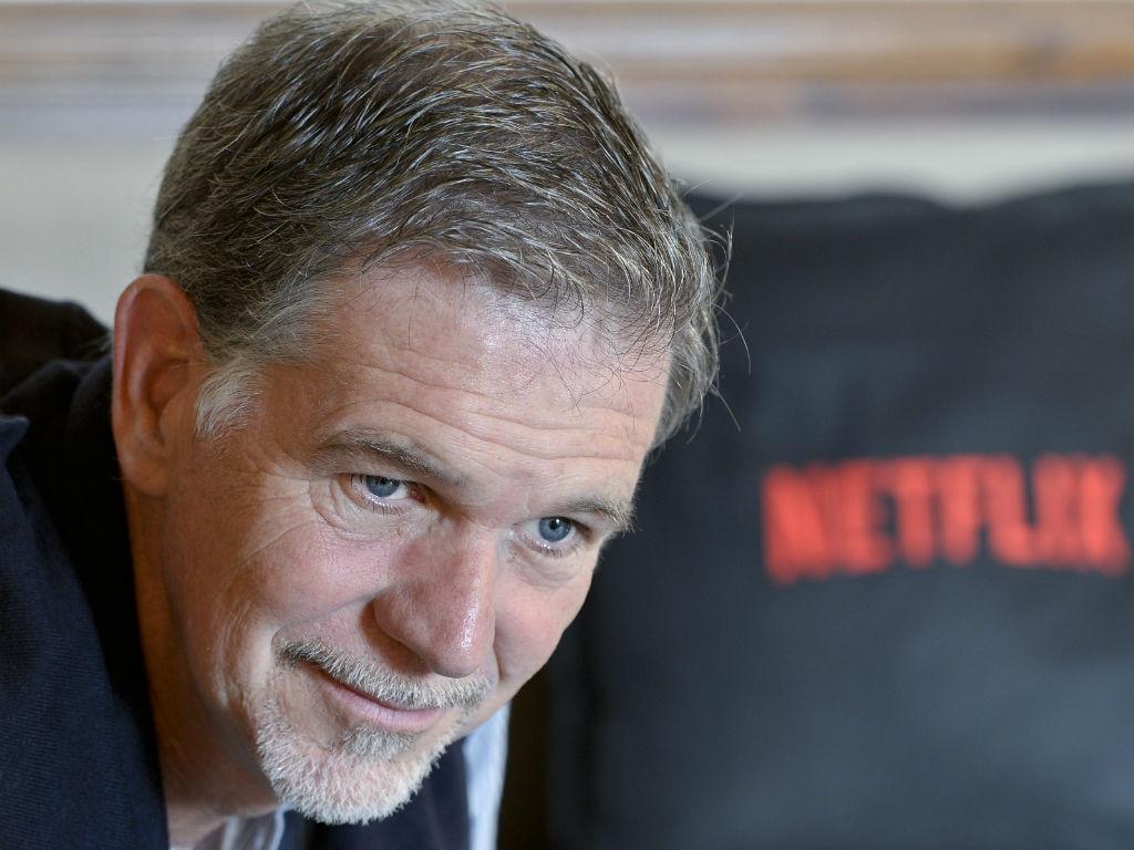 Reed Hastings [Foto: EPA]