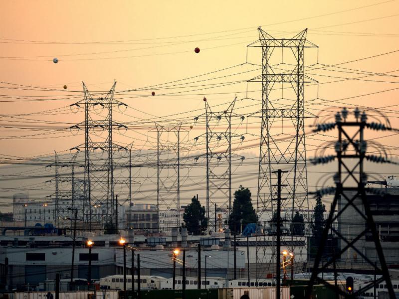 Eletricidade [Foto: EPA]