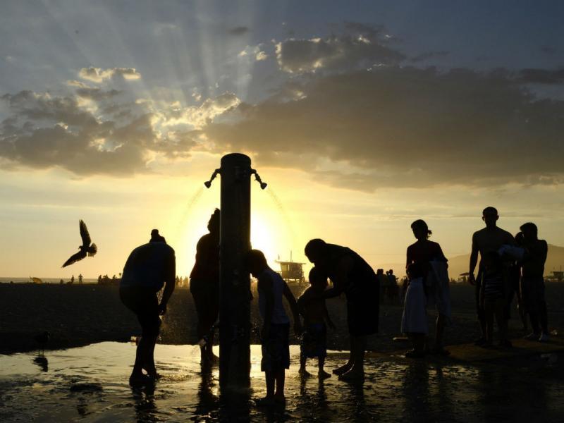 Verão [Foto: EPA]