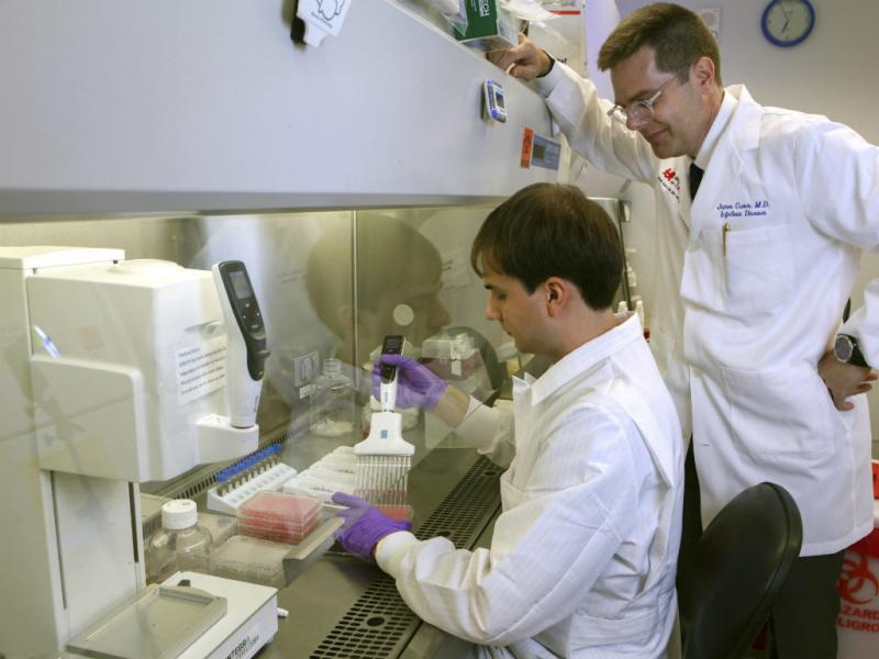 Laboratório [Foto: Reuters]