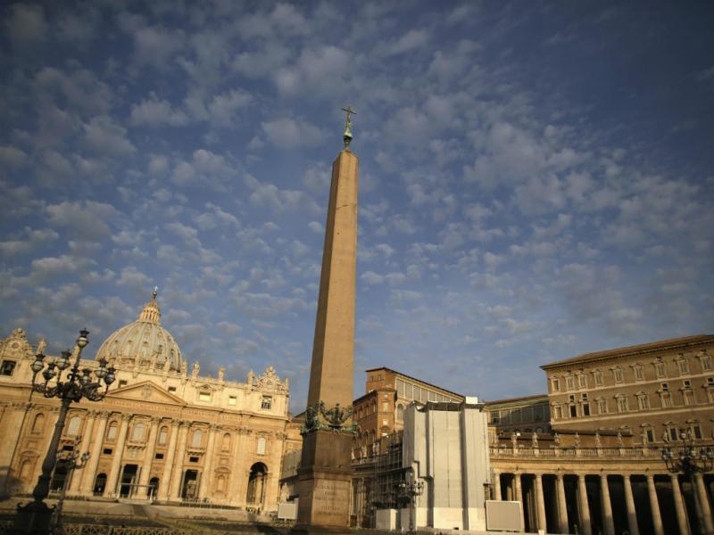 Basílica de São Pedro, no Vaticano (REUTERS)