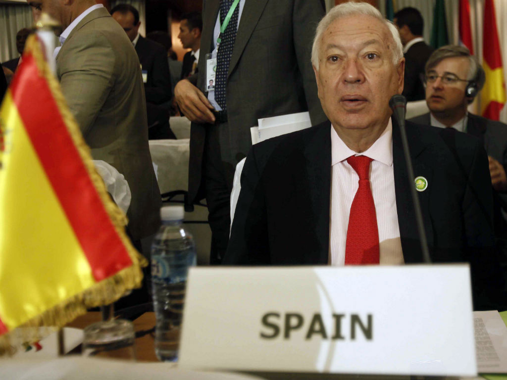 MNE espanhol (REUTERS)