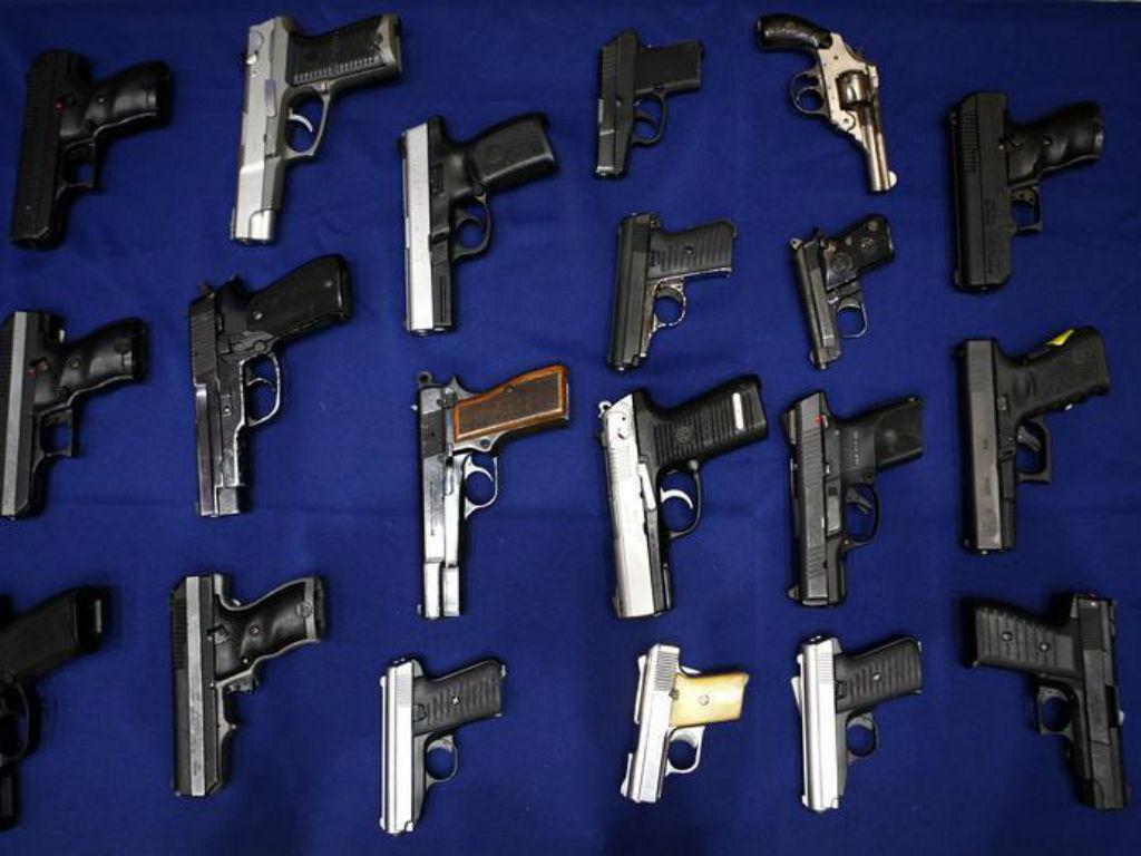 Armas [Foto: Reuters]