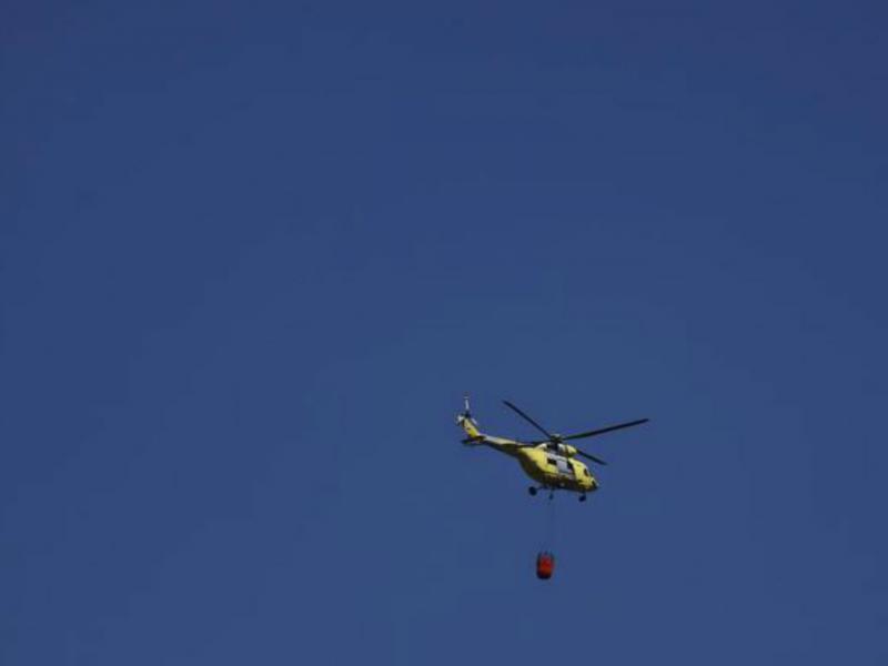 Helicóptero [Foto: Reuters]