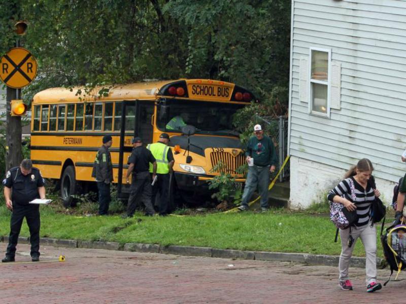 Morre ao salvar uma criança de um atropelamento [Foto: Reprodução/Twitter/@ohiodotcom]