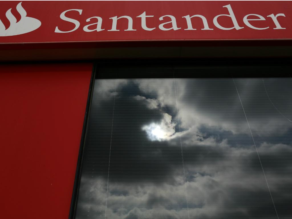 Santander [REUTERS]
