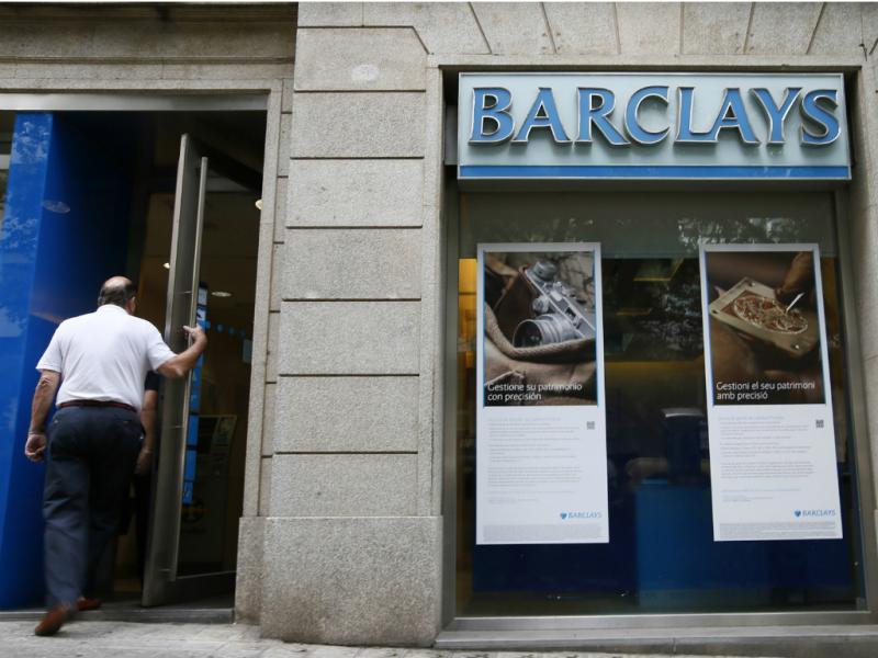 Barclays [REUTERS]