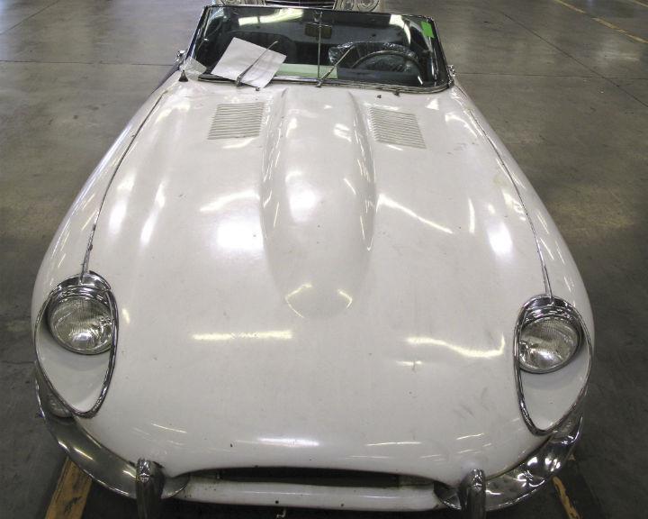 Jaguar aparece 46 anos depois de ter sido roubado [Foto: Reuters]