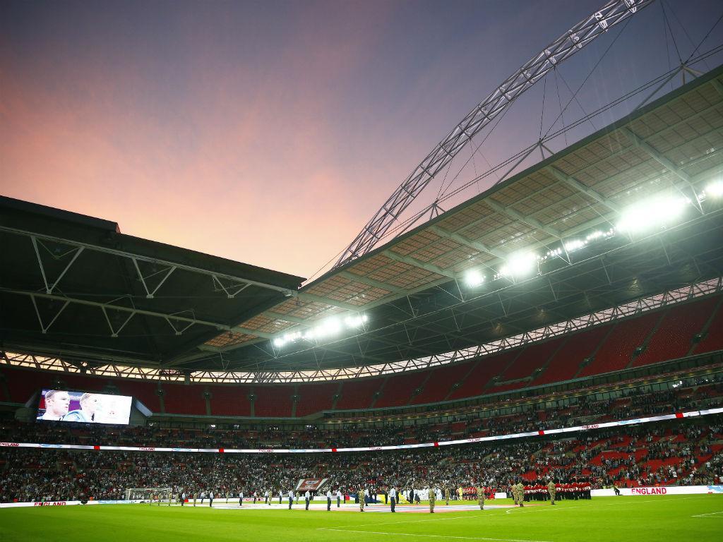 Wembley (Reuters/Eddie Keogh)