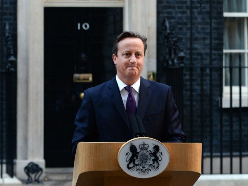 David Cameron [Foto: Lusa]