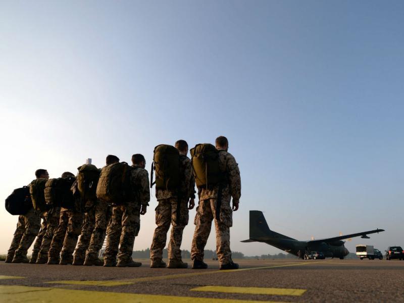 Militares [Foto: Lusa]
