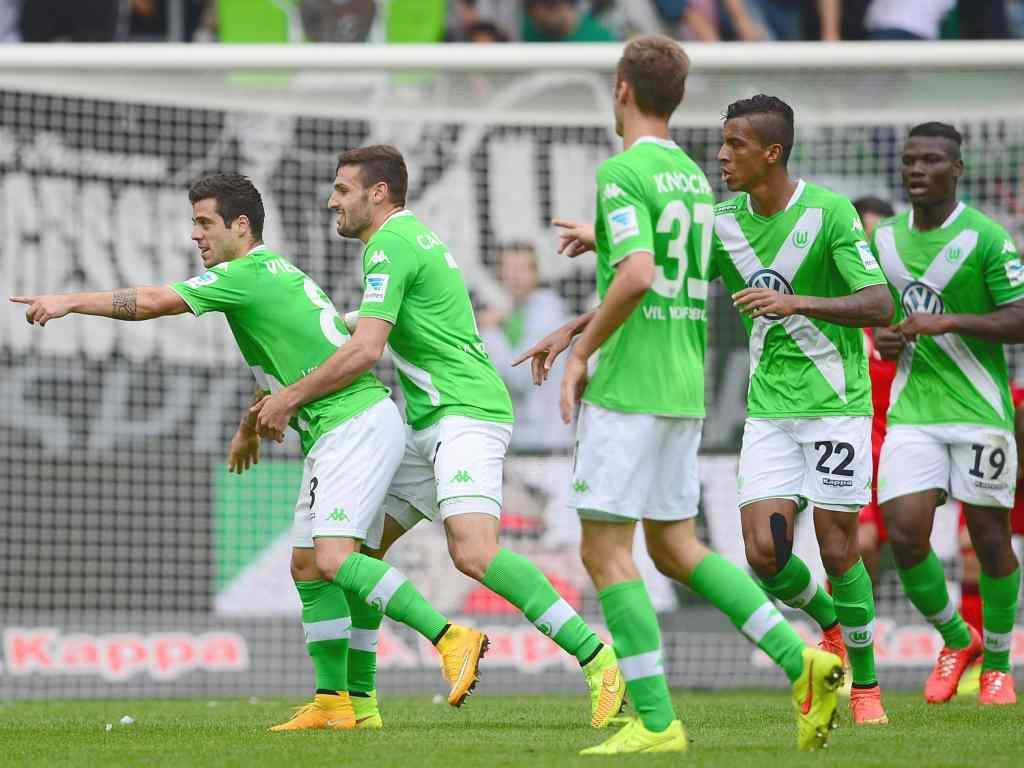 Wolfsburgo-Bayer Leverkusen