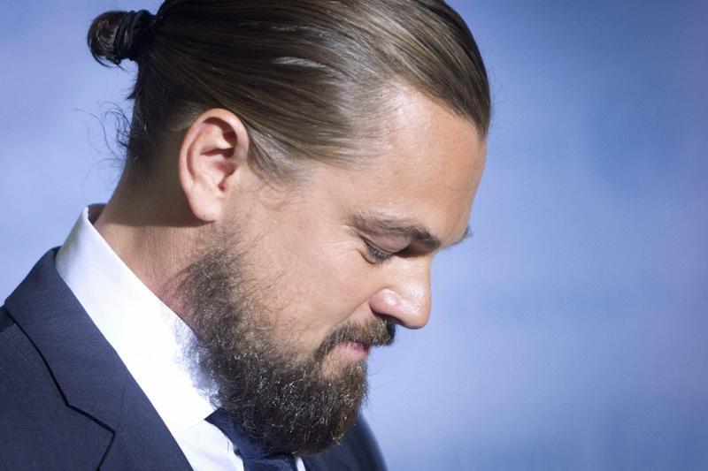 Leonardo DiCaprio torna-se «mensageiro da paz» da ONU Foto: Reuters