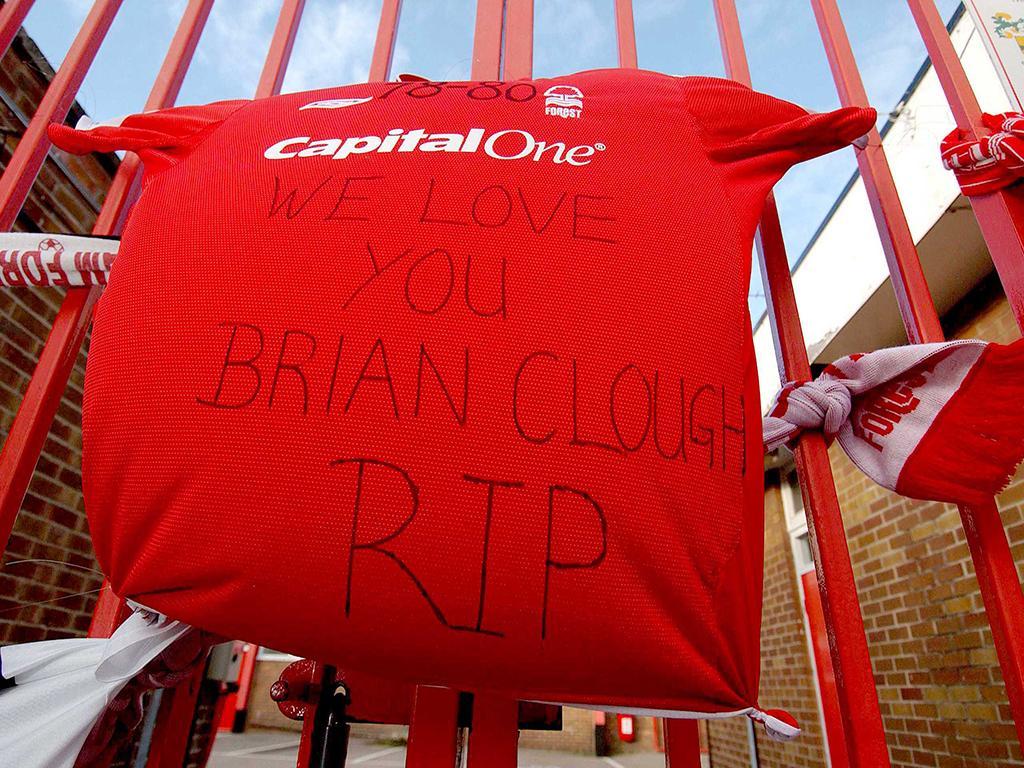«10 anos da morte de Brian Clough» (Reuters)