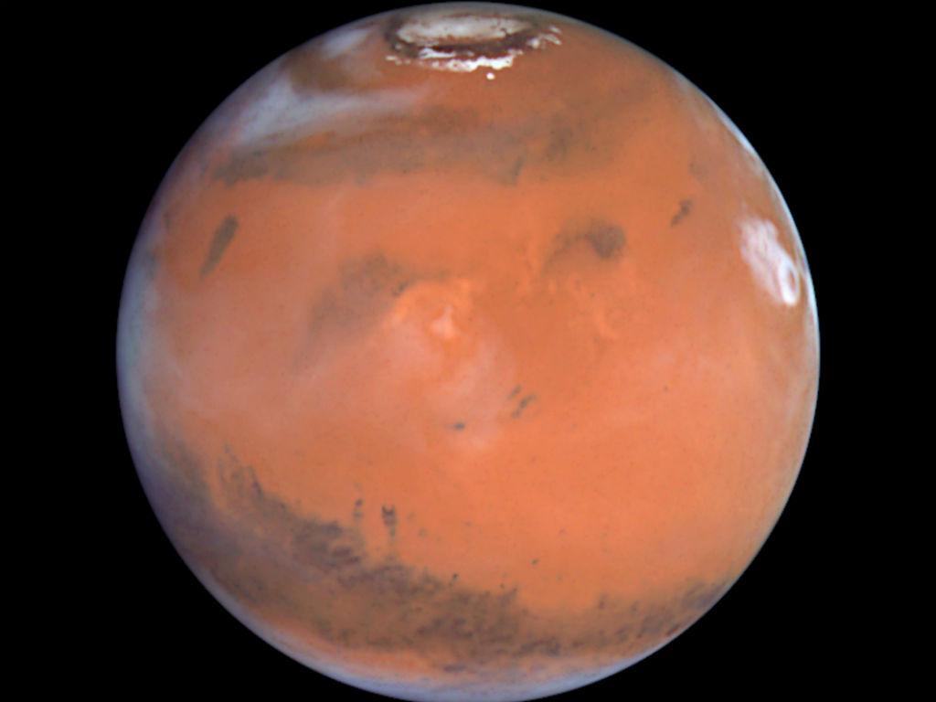 MAVEN entra na órbita de Marte (REUTERS)