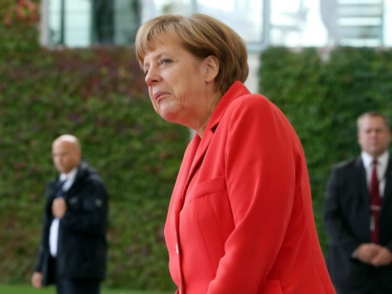 Angela Merkel [Foto: Lusa]