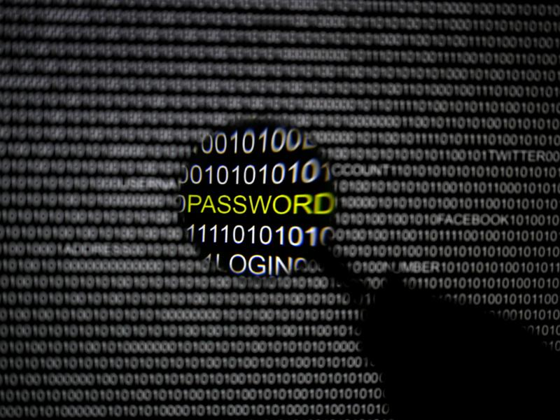 Password [Reuters]