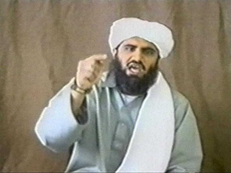 Genro de Bin Laden condenado a prisão perpétua (REUTERS)