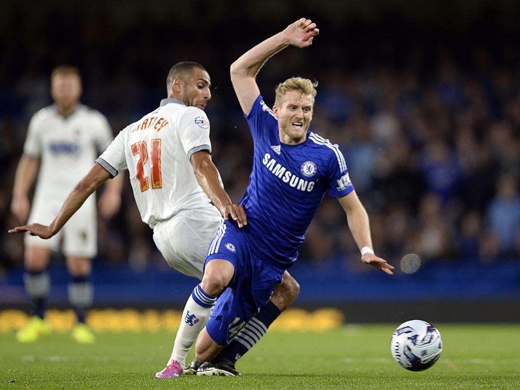 Chelsea vs Bolton Wanderers (REUTERS)