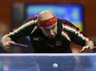 Campeonato Europeu de Ténis de Mesa (LUSA)