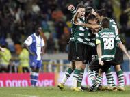 Sporting-FC Porto, 3-0, fevereiro 2010