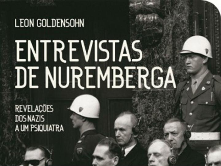 Livro «Entrevistas de Nuremberga»